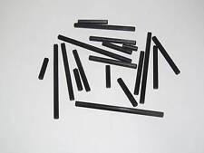Lego ® Technic Gros Lot en vrac 20 Axes Noires Toutes longueurs