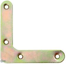 Flachverbinder dekorativ Winkel 200 mm 20 cm schwarz Flachwinkel Eckwinkel Möbel