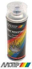 Bombe peinture MOTIP Haute température  400 ML 650 ° C Vernis