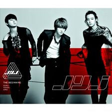 K-POP JYJ (JEJUNG, YUCHUN, JUNSU)The Beginning Normal Edition(JYJEP1)