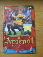 02/05/1999 Arsenal v Derby County  (No Apparent Faults)