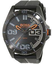 Hugo Boss Silicone Mens Watch 1513452