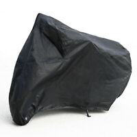 2X-Large MOTORCYCLE COVER Waterproof Rain Snow 2XL Motorbike Scooter Moped Sheet