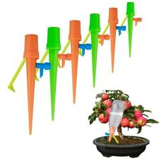6 pcs Plant Self Watering Spikes Automatic Vacation Drip Drop Irrigation Devices