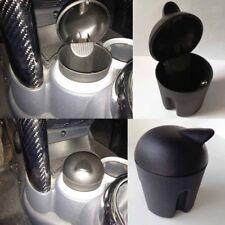 Cenicero para Cupholder negro para MINI ONE COOPER COUNTRYMAN R60 AB 2010