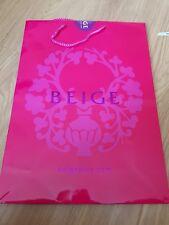 Beige Paper Bag