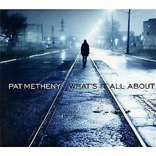 Pat Metheny - What's It All About? NEW CD