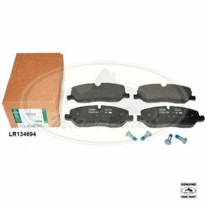 LAND ROVER FRONT BRAKE PADS SET RANGE SPORT HSE LR3 RANGE HSE LR134694 OEM