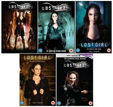 Lost Girl Complete Series 1 2 3 4 DVD Collection New Set All Episodes Season Box