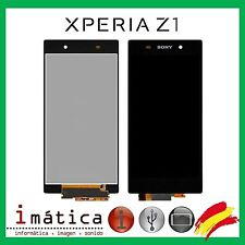 PANTALLA LCD + TACTIL SONY XPERIA Z1 L39H C6902 C6903 C6906 C6943 TOUCH SCREEN