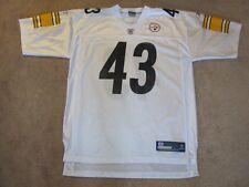 Troy Polamalu Pittsburgh Steelers NFL Jersey-Adult Large-Reebok
