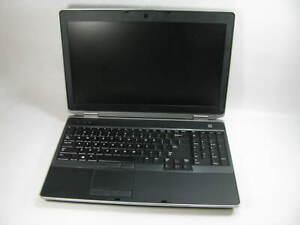 """Dell Latitude E6530 15.6"""" Laptop 2.9 GHz i7-3520M 4GB RAM (Grade C No Battery)"""