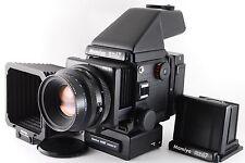 [NearMint] Mamiya RZ67 Pro II Body w/110mm 2.8 W Lens AE finder winder (A737)