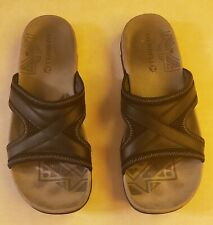 Merrell Women's Sandspur Delta Slide Sandal Black Size 10