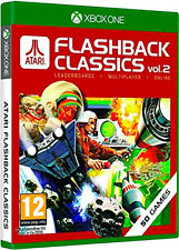XBOX One ATARI FLASHBACK CLASSICS VOL. 2 volume 2 50 giochi neu&ovp
