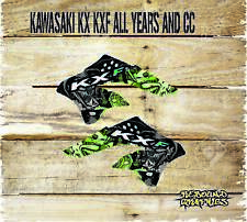 KAWASAKI KX KXF 65 85 125 250 450 Rad Cucharadas Pegatinas Calcomanías Gráficos - - - Joker