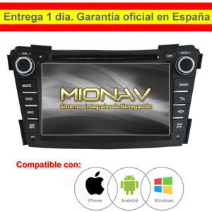 AUTORADIO/DVD/GPS/BT/IPOD/NAVI/RADIO PLAYER HYUNDAI i40 (+2011)