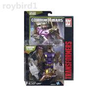 New Transformers Generations Combiner Wars Deluxe Class Blast Off Battleplan