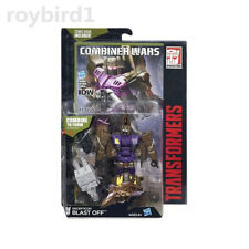 New Transformers Generations Combiner Wars Deluxe Class Blast Off Battleplan