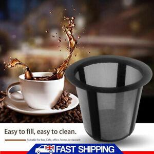 Stainless Steel Coffee Filter Mesh Mesh Tea Leaf Filter Cup Drink Tool Reusable