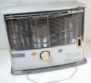 KEROSUN Toyoset Radiant 101 Portable Kerosene Space Heater Toyotomi 10,000 BTU