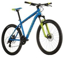 Mountain Bike in Blau