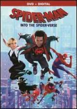 Spider-Man: Into The Spider-Verse (Dvd + Digital) (2019)