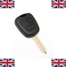 2 Button Replacement Key Fob Case Shell For Citroen Saxo Xsara Picasso Berlingo
