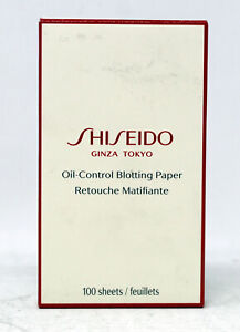 Shiseido Oil-Control Blotting Paper 100 Sheets