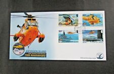 "Ascension Island - ""SHIPS ~ PLANES ~ RAF SEARCH & RESCUE"" FDC 2011 !"