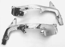 Honda 2004-2007 CBR1000 Chrome Frame Covers.