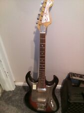 Rare Apollo Electric Guitar with Gold Foil Pickups    MIJ  1960s Japan
