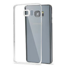 Pour Samsung Galaxy Note 5 Coque Etui Gel Silicone Tpu Lisse Transparent
