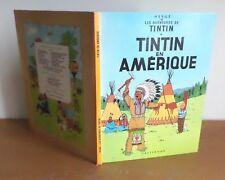 """E.O. B36 Tintin """"EN AMERIQUE"""" superbe état TTBE"""