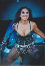 "CARLA HARVEY ""BUTCHER BABIES"" Foto 20x30 HOT signiert IN PERSON Autograph signed"