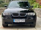 BMW X3 3.0 PETROL STRAIGHT 6 FULL SERVICE HISTORY HPI CLEAR LEATHER FAMILY CAR