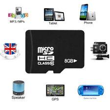 8GB MICRO SD Class 4 TF Memory Card Navi Speicherkarte Für PC Smartphones Tablet