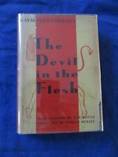 Raymond Radiguet The Devil in the Flesh Harrison Smith First Edition 1932