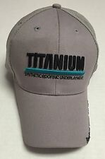 Titanium Synthetic Roofing Underlayment Hat Interwrap Roofers Contracting Cap FL