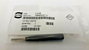 HARTING 09990000171 D-Sub Removal and Insertion Tool for Crimp Contacts