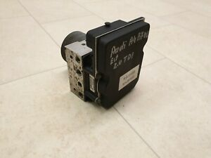 Audi A4 B7 2004-2008 2.0 Tdi Manual ABS Pump Module Modulator