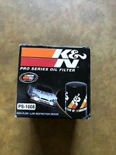 PS-1008 K&N Oil Filter New for Chevy Nissan Maxima Altima Pathfinder Frontier 3