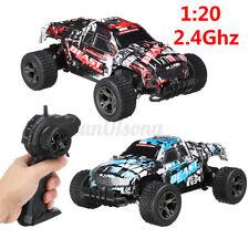 1:20 Elektrisch RC Ferngesteuertes Auto Offroad Car 4-Rad Geländewagen Spielzeug