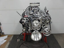 CHEVY 350 TURN KEY HI PERFORMANCE ROLLER ENGINE 400+HP LOADED CR# EHRB 50