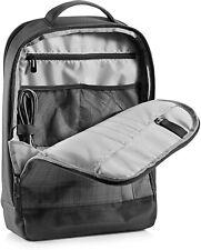 New - HP Slim Ultrabook Laptop Carrying Case Backpack - Gray Black