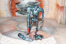 Super Battle Droid With Exploding Body Damage! Star Wars SAGA 2002
