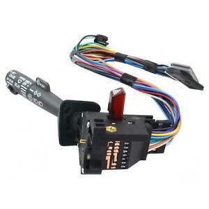 Windshield Wiper Arm Turn Signal Lever Switch w/ Cruise 26047330 for GMC Yukon