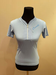 Brand New Original Castelli Cycling Jersey SHORT SLEEVES SIZE S For Women