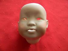 Porcelain Doll Head, Asian, J.D.K. 243