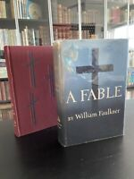 A Fable – FIRST EDITION – 1st Printing – William FAULKNER 1954